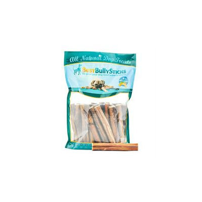 Best Bully Sticks 6 Inch Thick Bully Sticks / 25 Pack