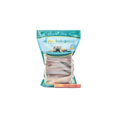 Best Bully Sticks 6 Inch Thick Odor Free Bully Sticks - 50 Pack