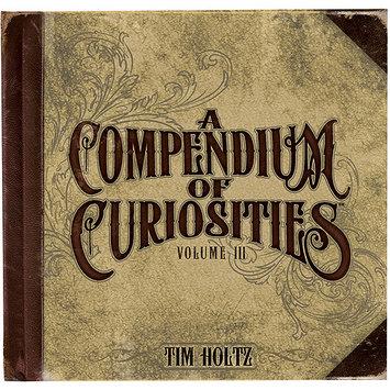 Advantus TH-93135 Tim Holtz Idea-Ology Book-A Compendium Of Curiosities Vol 3
