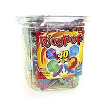 Candy Ring Pops (40 ct.)