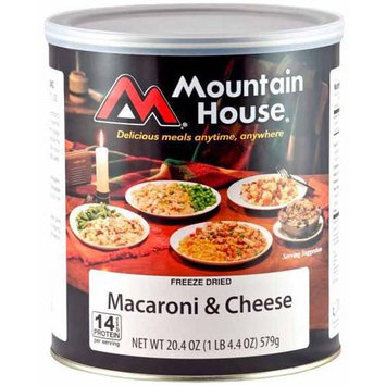 Mountain House 290150 Macaroni and Cheese - 10 Can