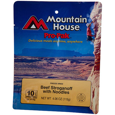 Mountain House Pro-Pak Beef Stroganoff with Noodles