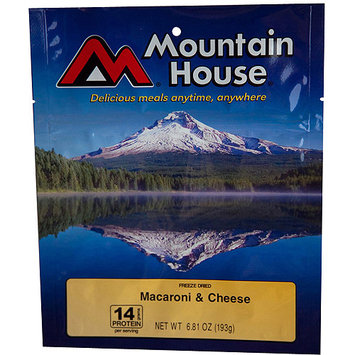 Mountain House Freeze Dried Macaroni and Cheese