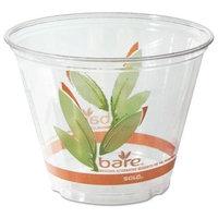 Solo Cup Company RTP9RJ9036 Bare Rpet Cold Cups Leaf Design 9 Oz 1000/carton