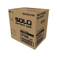 SOLO Cup Company Symphony Design Trophy Foam Hot/Cold Drink Cups, 8oz, 300/Carton