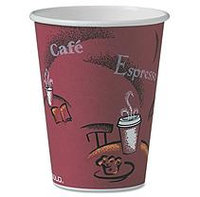 SOLO Cup Company Bistro Design Hot Drink Cups