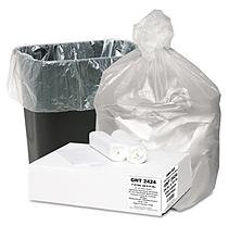 Good 'n Tuff 7 to10-gallon Waste Can Liners (Case of 1,000)