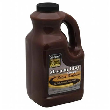 KeHe Distributors 82194 ROLAND SAUCE FUSION MESQUITE BBQ - Pack of 2 - 1 GA