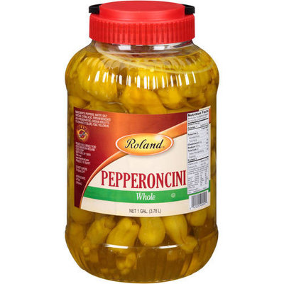 Roland Corporation Us Roland Pepperoncini 128 Oz Pack Of 4