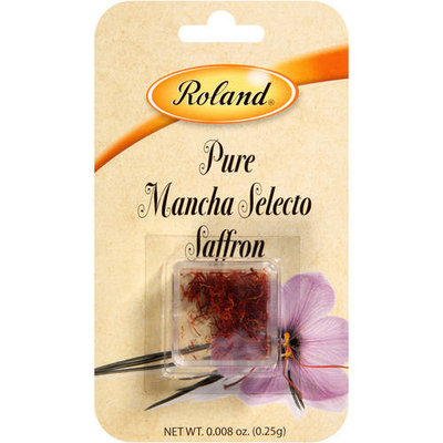 Roland Corporation Us Glass Vial-Italy Saffron -Pack of 10