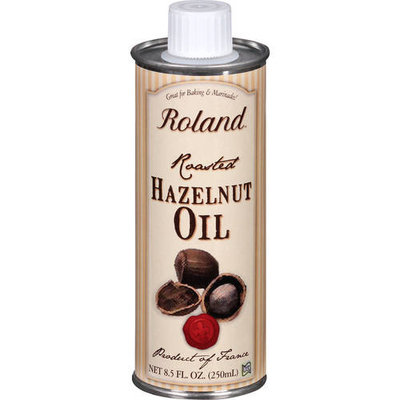 Roland Roasted Hazelnut Oil, 8.5 fl oz