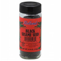 KeHe Distributors 78862 ROLAND SESAME SEED BLACK - Pack of 6 - 4.16 OZ