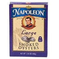Napolean Fireplaces Napoleon Co. BG16118 Napoleon Co. Oysters Smoked - 1x3.66OZ