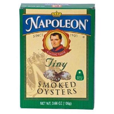 Napolean Fireplaces Napoleon Co. BG16119 Napoleon Co. Baby Oyster Smoked - 1x3.66OZ