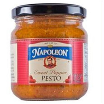 Polean Fireplaces Napoleon B81692 Napoleon Sweet Pepper Pesto -12x6. 3oz