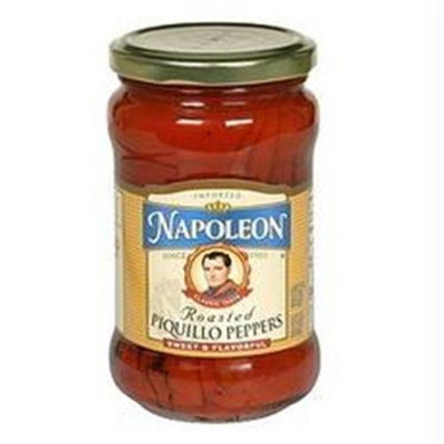 Napoleon Roasted Piquillo Peppers (12x12/9.9 Oz)