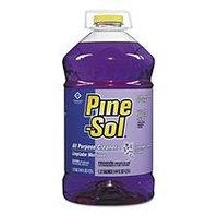 Pine-Sol Commercial Solutions Cleaner, Lavender, 144 oz Bottle