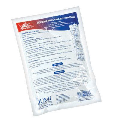 Mabis 614-0050-9812 Large Reusable Gel Compress - Case of 12