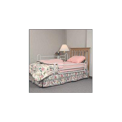 Mabis Healthcare Mabis Steel Bed Rails for Twin Bed