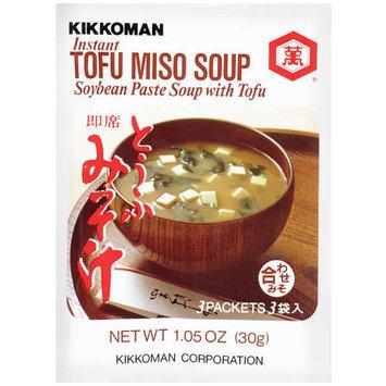 Kikkoman Soup Miso Tofu -Pack of 12