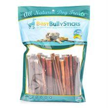 Best Bully's 6 Inch Standard Odor Free Bully Sticks - 100 Pack