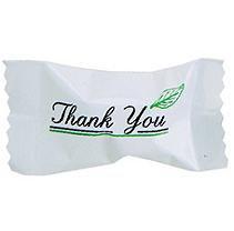 HMT000501 - Hospitality Mints Thank You Buttermints Candies; 26 oz Bag