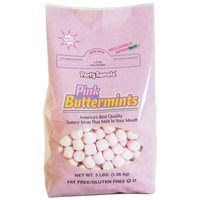 Party Sweets Blue Buttermints, 3-lb