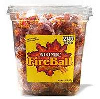 Atomic Fireballs Jar