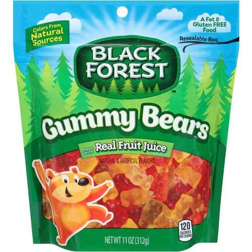 Black Forest Gummy Bears, 11 oz
