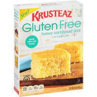 Krusteaz Gluten Free Honey Cornbread and Muffin Mix, 15 oz