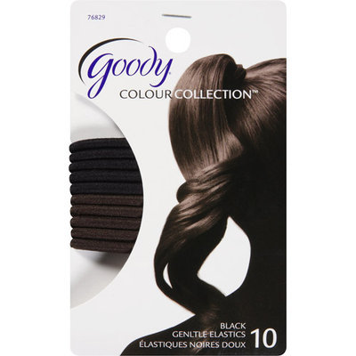 Goody 76829 Goody Colour Collection Black and Brown Pony Holder