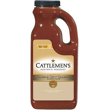 Cattlemen's Kansas City Classic Barbecue Sauce, 38 oz