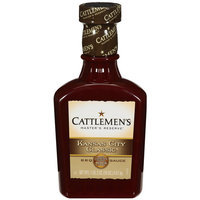 Cattlemen's Award Winning Kansas City Classic Barbecue Sauce, 18 oz