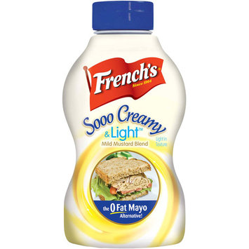 French's Sooo Creamy & Light Mild Mustard Blend