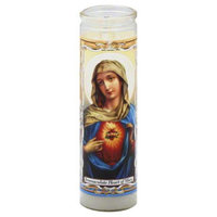 Reed Candle Candle Sacred Heart Of Mary Wax 1 Ea Case of 12
