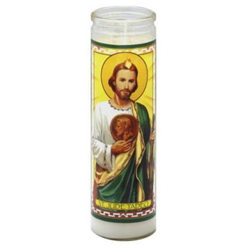 Reed Candle Candle St Jude White Wax 1 Ea Case of 12