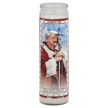 Reed Candle Candle Scented Pope John 1 Each - Case of 12