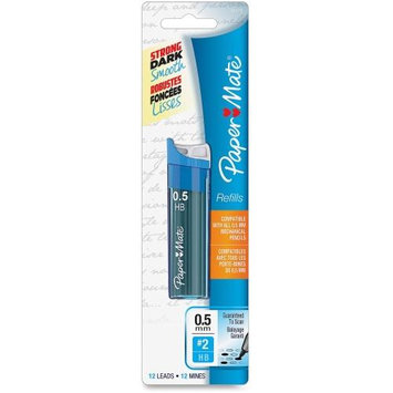 Papermate 66378pp Paper Mate Lead Refill - 0.5mmsanford Mechanical Pencil 12 / Pack