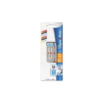 Papermate 66400pp Paper Mate Mechanical Pencil Lead Refill - 0.5mm - 2hb - Graphitepaper Mate Mechanical Pencil 105 / Carton