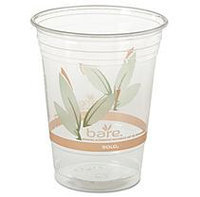 Solo Cup Company RTP16DBAREPK Bare Eco-forward Rpet Cold Cups 16-18 Oz Clear 50/pack