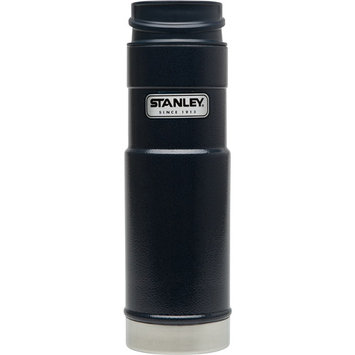 Stanleyr 20oz. Classic One-Hand Hot Beverage Hammertone Green