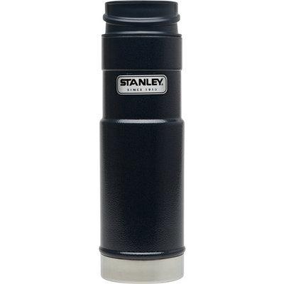 Stanleyr Stanley Classic 20oz Hammertone Navy One Hand Vacuum Mug