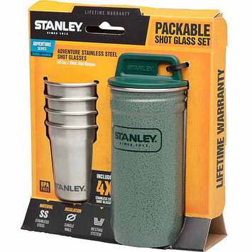Stanley Adventure SS Shot Glass Set 2 Ounces