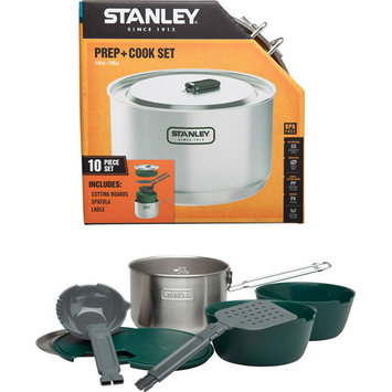 Stanley Adventure 10-pc. Prep & Cook Mess Set