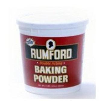 Rumford Baking Powder Aluminum F 5 LB