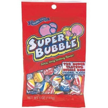 Ddi Super Bubble Org Gum 5 Oz