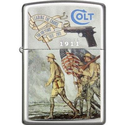 Zippo Colt Model 1911 100th Anniversary Commemorative Lighter