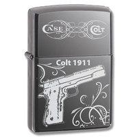 Zippo Lighters CT009 Colt Famous Gun Series Lighters - Colt 1911 Lighter