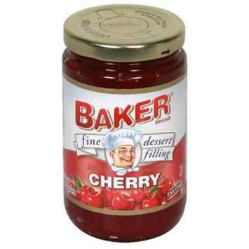 Baker S Secret Baker Cherry Dessert Filling - -Pack of 6