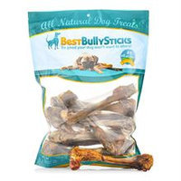 Best Bully Sticks Mega Lamb Bone for Dogs - 10 Pack
